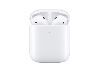 Apple AirPods 2ª Geração c/ Wireless Case