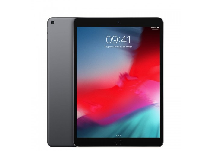 iPad Air 3 256GB Cinza-Espacial Wi-Fi + Cellular