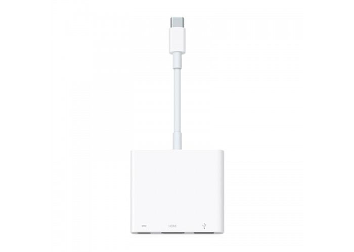 Adaptador de USB-C para AV Digital Multiporta