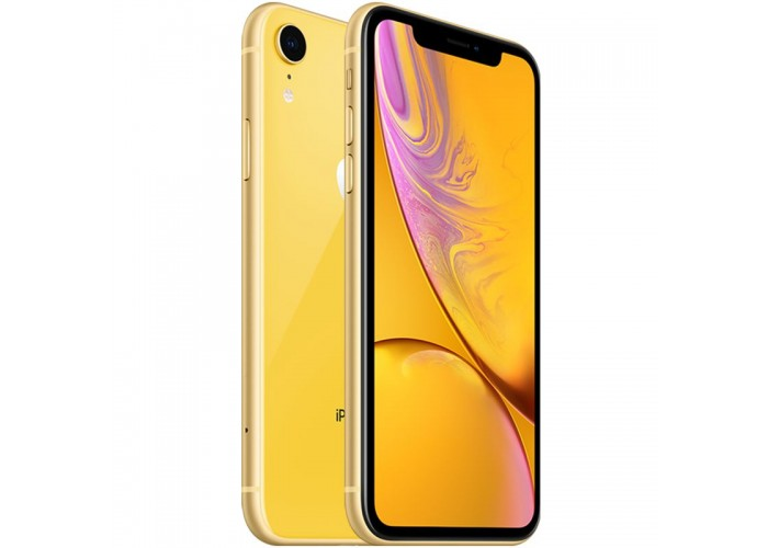 iPhone XR Amarelo 64 GB