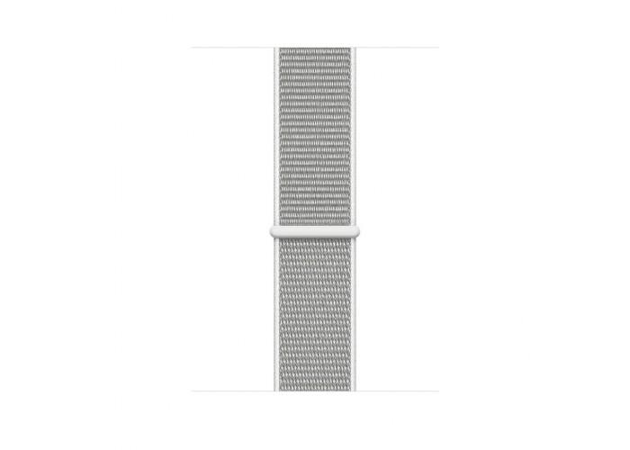 Watch Series 4 40mm Caixa Prata de Alumínio com Pulseira Loop