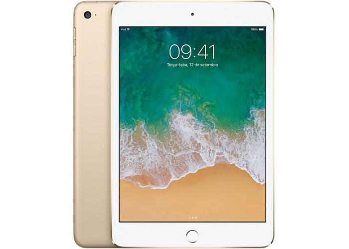 iPad Mini 4 Dourado 128GB Wi-Fi