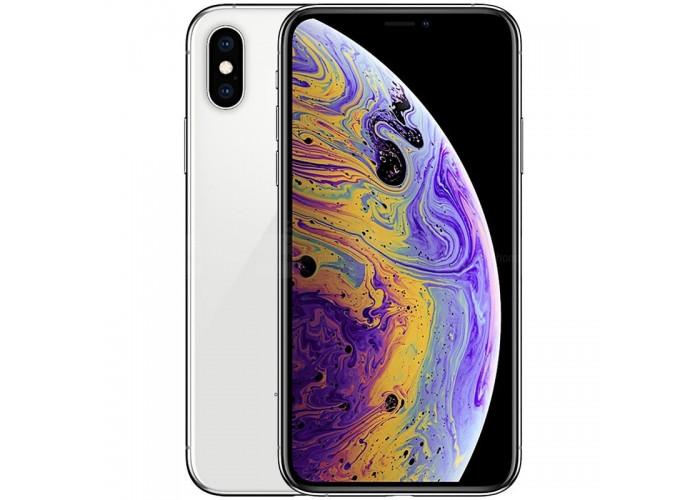 iPhone XS MAX Prata 512GB