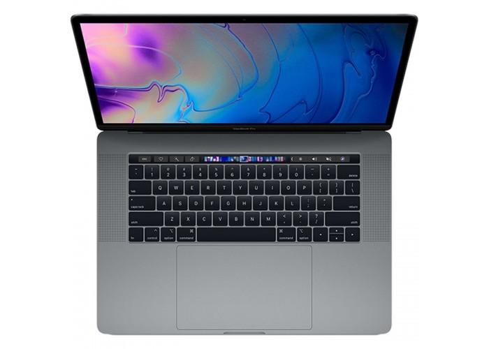 "MacBook Pro 15"" Space Gray Touch Bar/ID - i7 2.6Ghz / 16GB Ram / 512GB SSD - Modelo MR942LL (2018)"