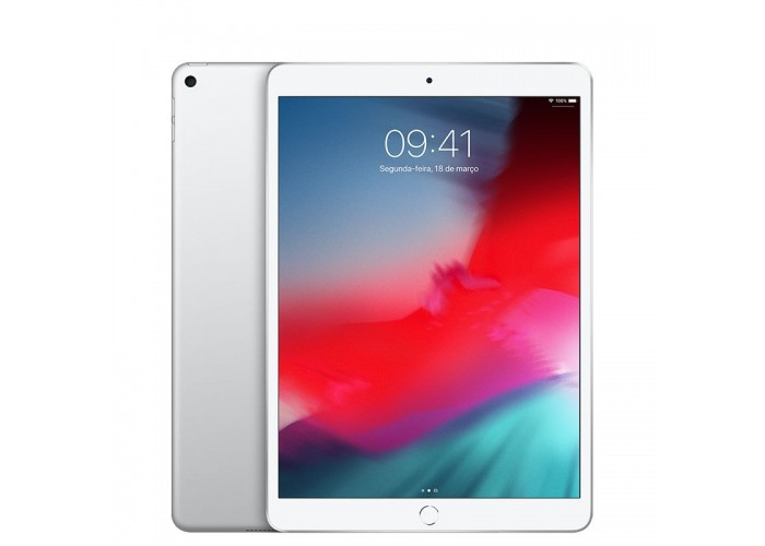iPad Air 3 256GB Prateado Wi-Fi + Cellular