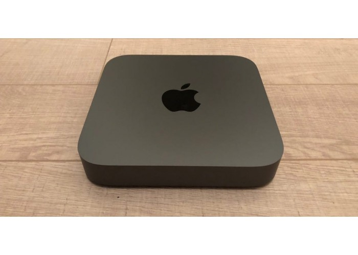 Mac Mini 2018 Space Gray i7 3.2GHz 16GB 256GB SSD - Seminovo