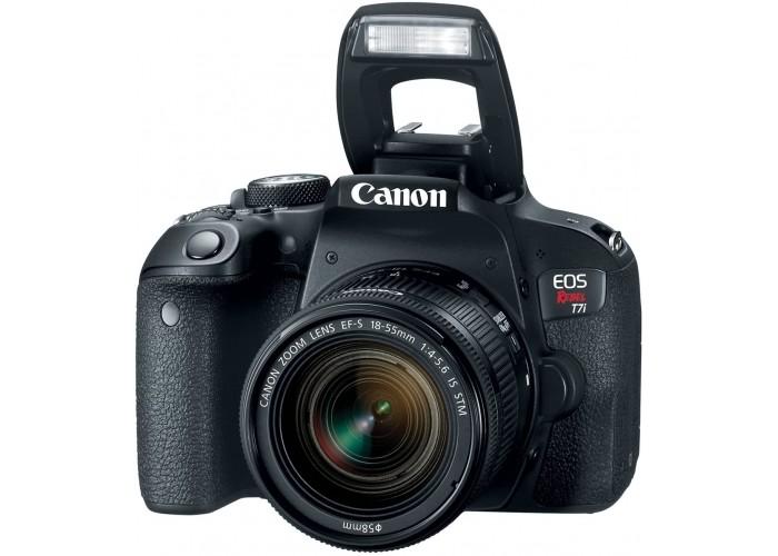 Câmera CANON T7I 18-55MM