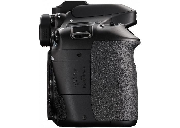 Câmera Profissional CANON 80D CORPO