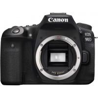 Câmera Canon EOS 90D DSLR Corpo