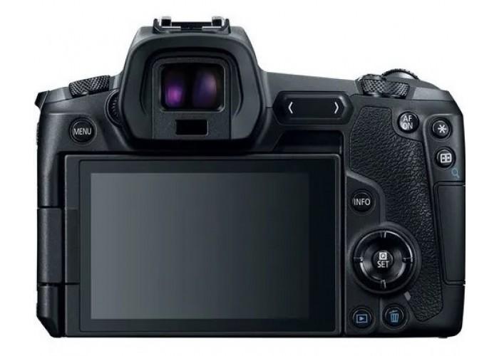 Câmera CANON EOS R CORPO + ADAPTADOR