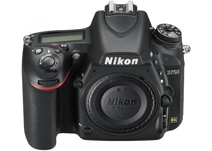 Câmera NIKON D750 CORPO
