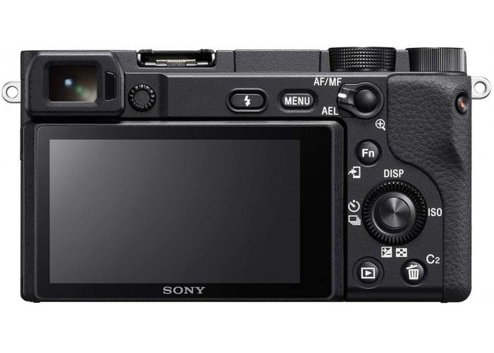 Câmera SONY A6400 CORPO