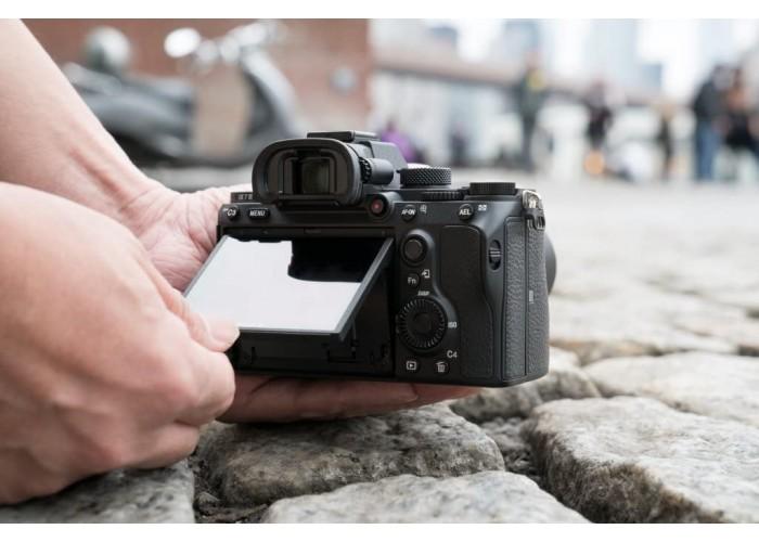 Câmera SONY A7 III CORPO