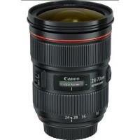 Lente Canon 24-70MM2.8LII
