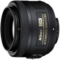 Lente Nikon AF-S 35MM1.8G FX