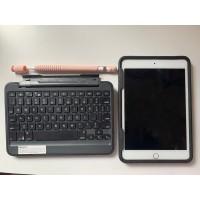 Kit - iPad Mini  5° Geração 64GB + Apple Pencil 1° Geração + Capa com teclado - Seminovo