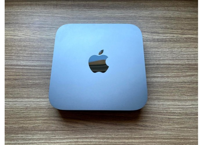 Mac Mini 2018 Space Gray i5 3.0GHz 16GB 512GB SSD - Seminovo